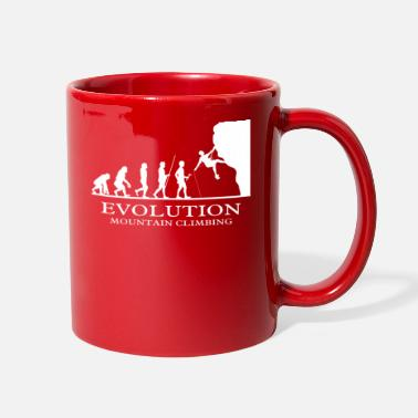 Evolution evolution - Full Color Mug