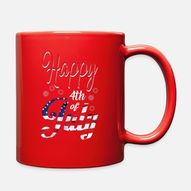 Th Of July $th of July Happy - Full Color Mug