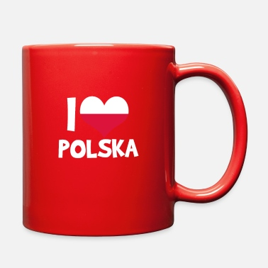 Polska Polska - Full Color Mug