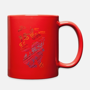 ARTWORK - Full Color Mug