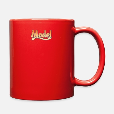 Model Model - Full Color Mug