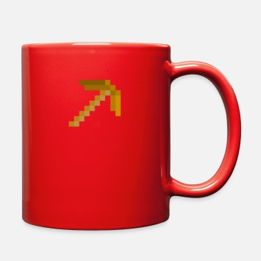 Pickaxe pickaxe wood - Full Color Mug