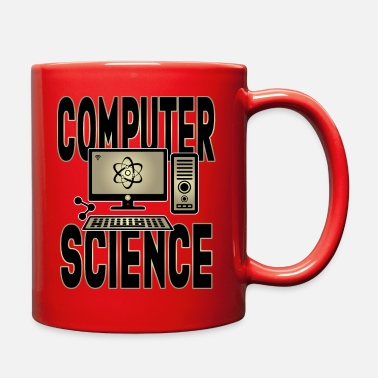 Computer Science Computer Science-It - Full Color Mug