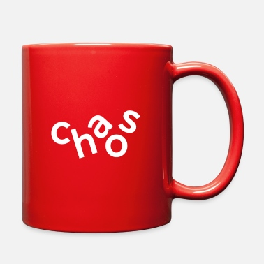 Chaos Chaos - Full Color Mug