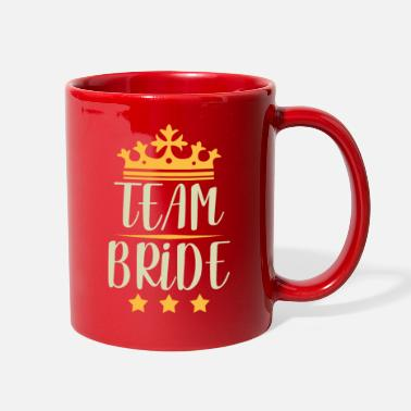 Team Bride Team Bride - Full Color Mug