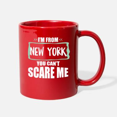 New York New York City - Full Color Mug