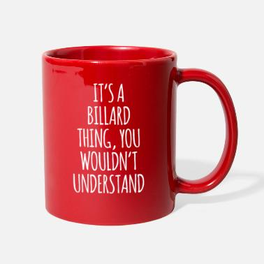 Russian Billiards - Full Color Mug