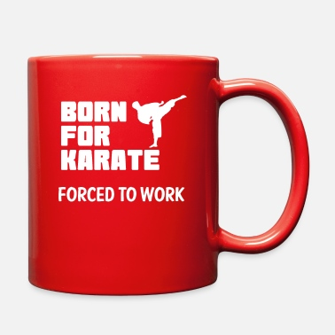 Taekwondo Karate - Full Color Mug