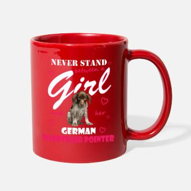 Pointer German Shorthair Pointer Gift GSP Funny - Full Color Mug