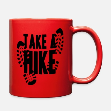 Take Take a - Full Color Mug