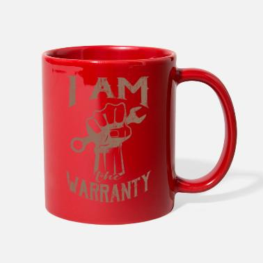 I Am The Warranty I Am The Warranty Gift For Mechanic - Full Color Mug