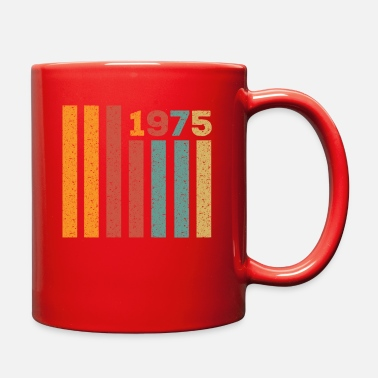 Individual 1975 Vintage outfit gift - Full Color Mug