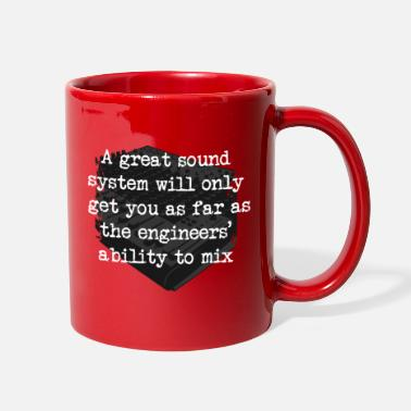 Soundguy SOUND ENGINEER Ability To Mix Sound Guy Gift - Full Color Mug