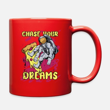 Chase Your Dreams chase your dreams - Full Color Mug