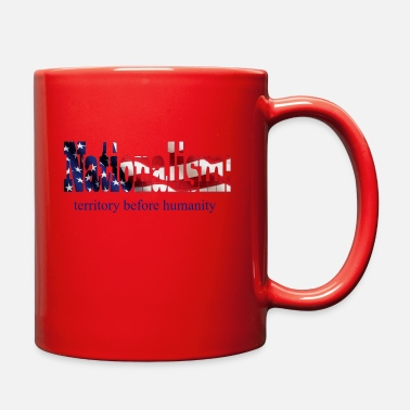 National Nationalism - Full Color Mug