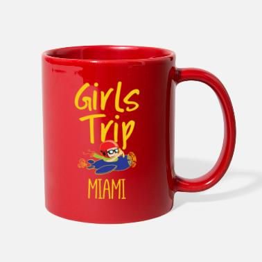 Collections Girls Trip Holidays Vacation Miami Trip - Full Color Mug