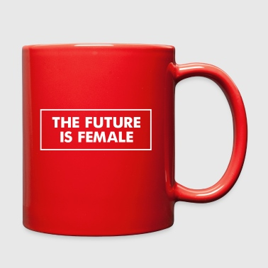 The future is female - Full Color Mug