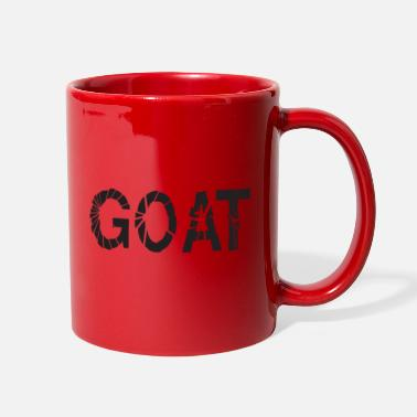 Unisex Goat, Greatest of all time, Shirts, Hoodies, - Full Color Mug