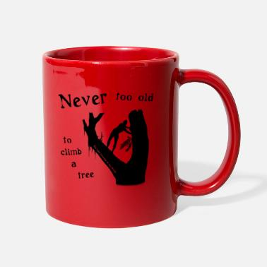Tree Never too Old - Full Color Mug
