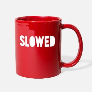 Slow Slowed - Full Color Mug
