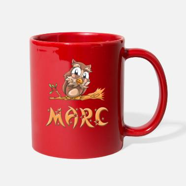Marc Marc Owl - Full Color Mug
