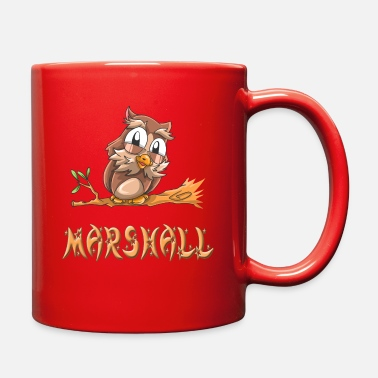 Marshall Marshall Owl - Full Color Mug