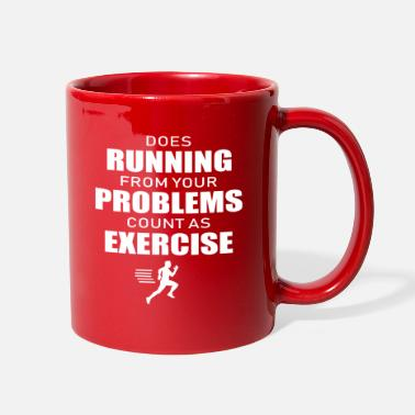 Exercise Exercise - Full Color Mug
