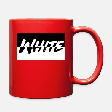 White WHITE - Full Color Mug