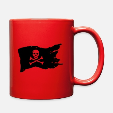 Pirate Flag pirate flag - Full Color Mug