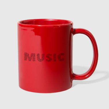 Music Note music notes - Full Color Mug