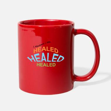 Healing healed - Full Color Mug