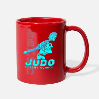 Flight School JUDO FLIGHT SCHOOL - Full Color Mug