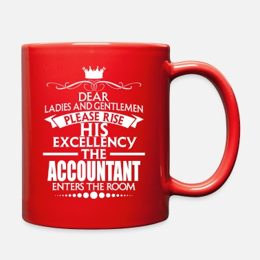 Accountant ACCOUNTANT - EXCELLENCY - Full Color Mug