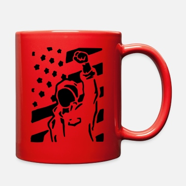 Patriotic Dissent is patriotic - Full Color Mug