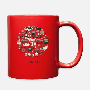 Transport transport - Full Color Mug