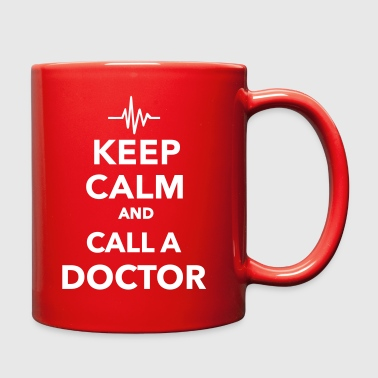 Doctor - Full Color Mug