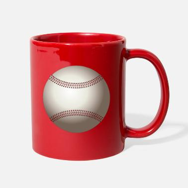 Baseball baseball - Full Color Mug