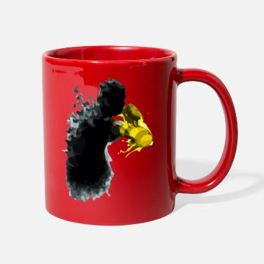 Stinger the butterflies and the gloves of stingers - Full Color Mug