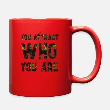 Attractive You attract - Full Color Mug