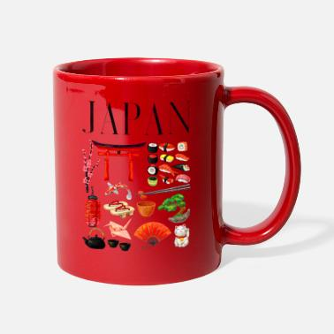 Japan Japan - Full Color Mug