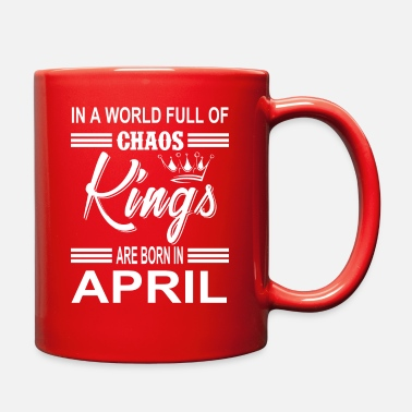 April April - Full Color Mug