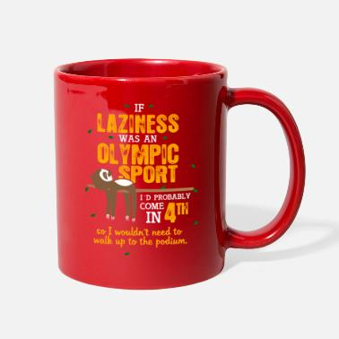 Lazy laziness - Full Color Mug