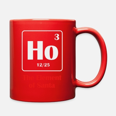 the element of santa - Full Color Mug