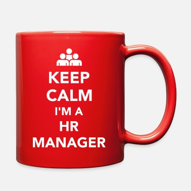 Manager HR Manager - Full Color Mug