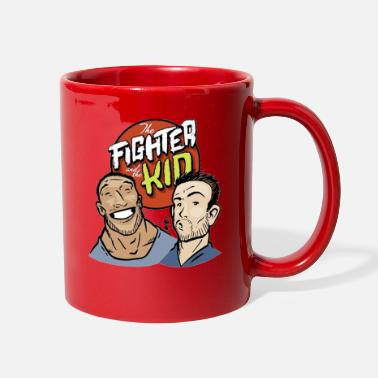 Kid The fighter and the kid - Full Color Mug