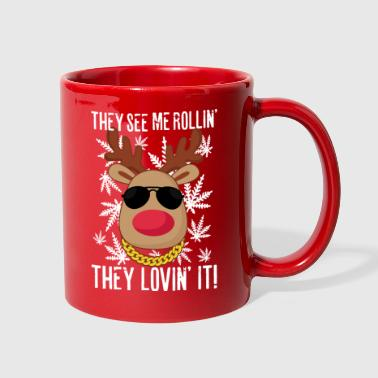 Little Red Nose - Full Color Mug