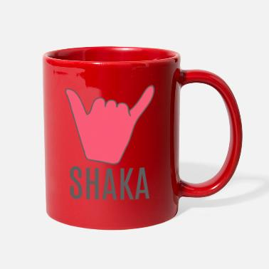 Vector Shaka vector - Full Color Mug