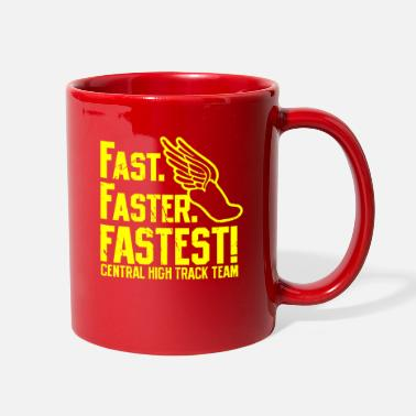 Fast Fast - Full Color Mug