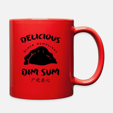 Dimness Black Dim Sum - Full Color Mug