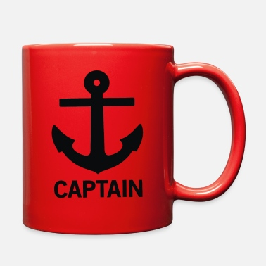 Captain Captain - Full Color Mug